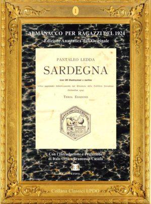SARDEGNA – ALMANACCO PER RAGAZZI – Ed. Classica