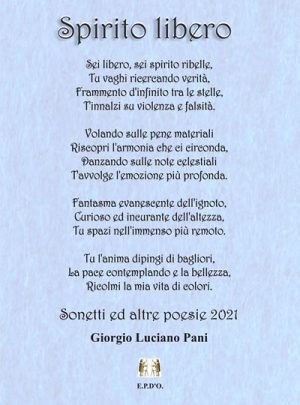 SPIRITO LIBERO – Poesie